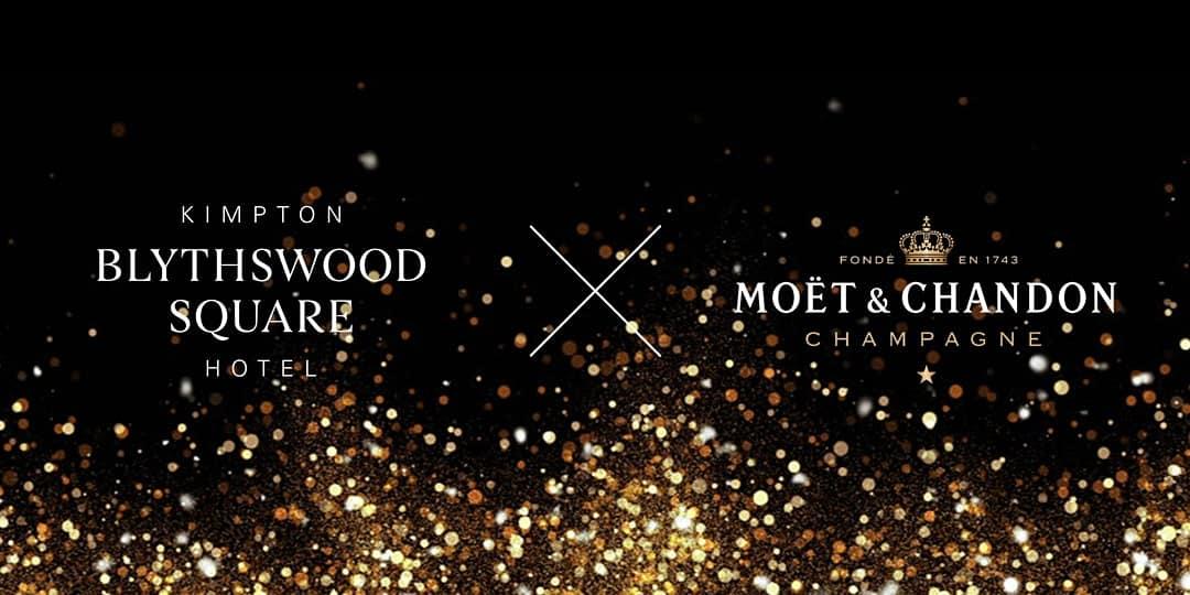 Möet and chandon kimpton champagne cinema club