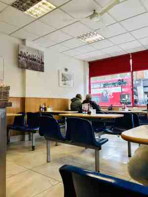 The ritz Hammersmith London