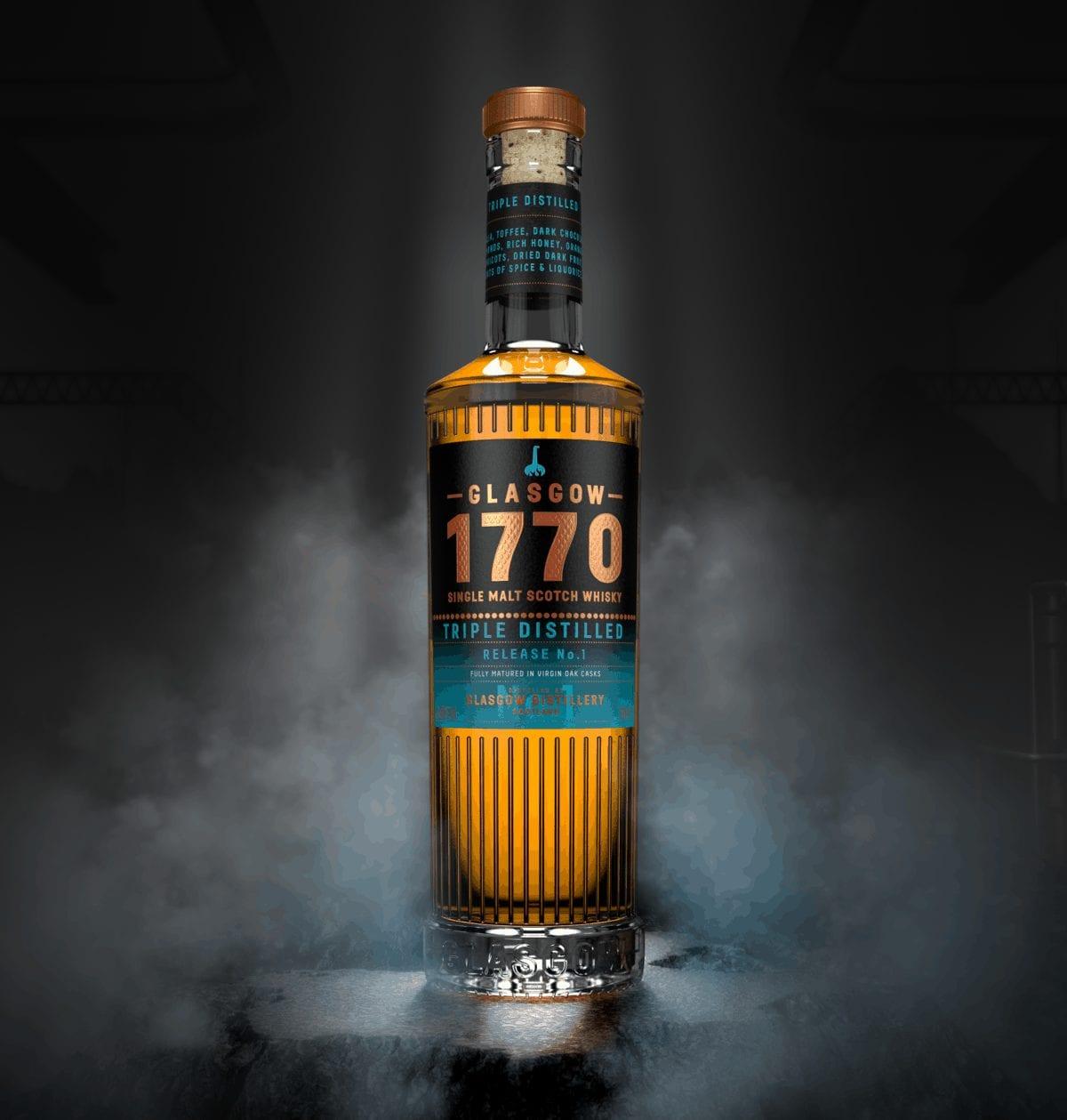 the glasgow distillery triple distille