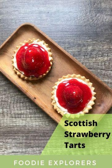 strawberry tart pinterest