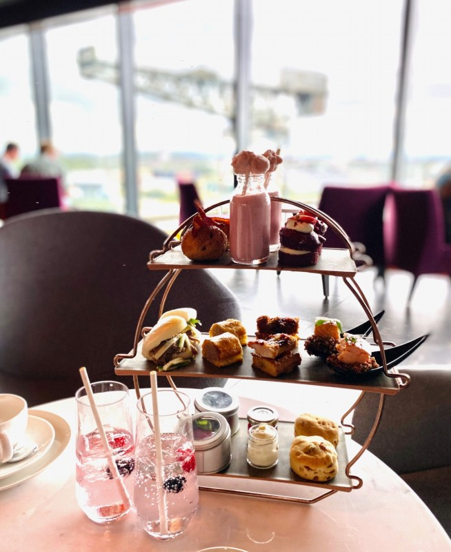 Radisson Red Afternoon Tea and Gin