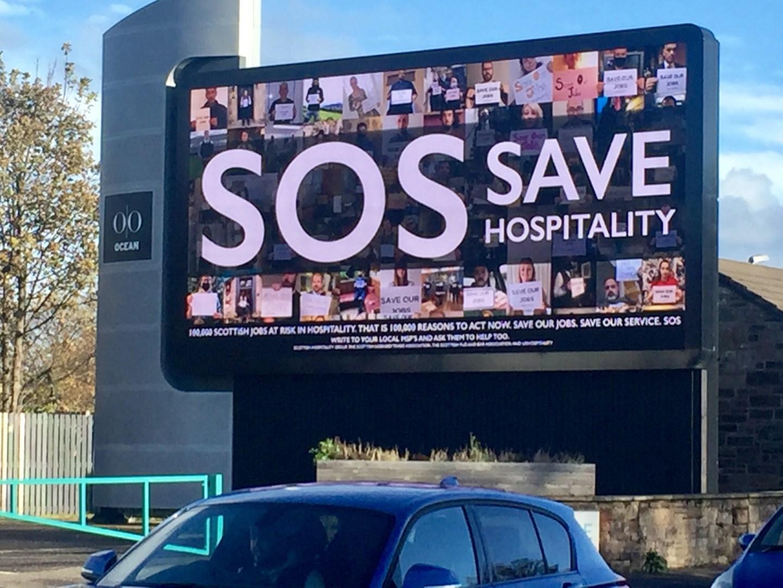 Save hospitality