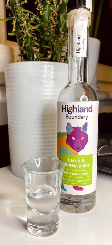 Highland Boundary Larch and Honeysuckle