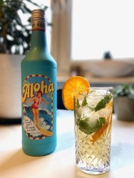 Aloha 65 Alohan cocktail
