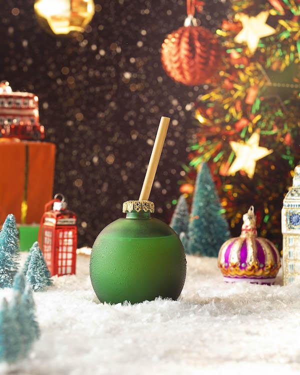 GREY GOOSE® Vanilla Coffee Snowball