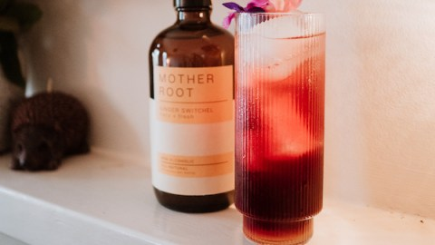 mother root cocktail valentines day