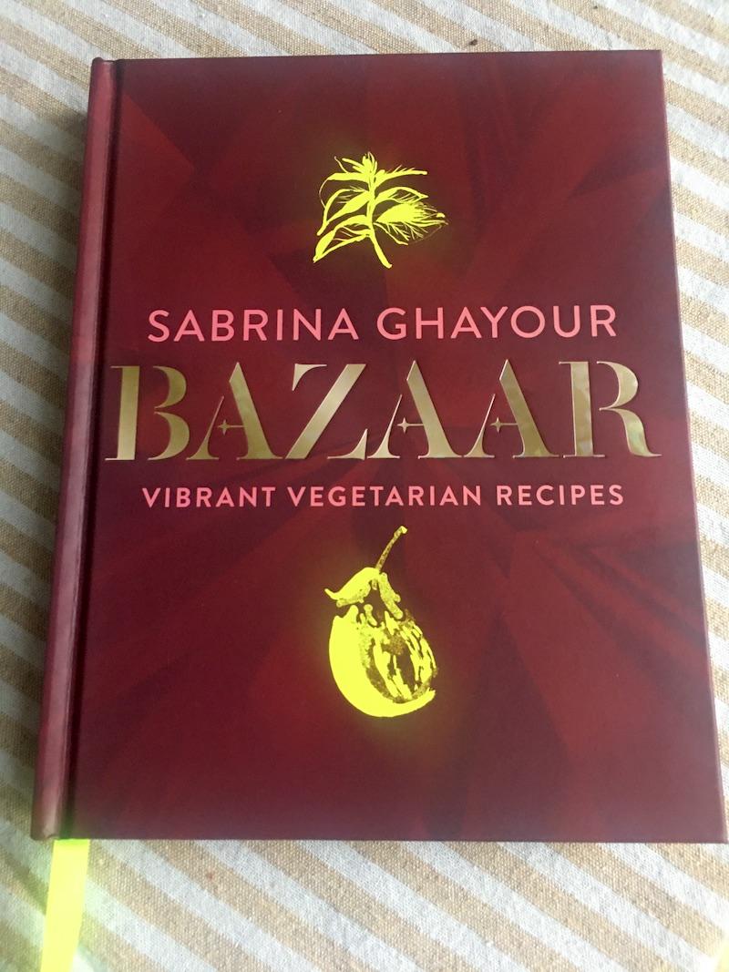 Bazaar – Vibrant vegetarian recipes by Sabrina Ghayour