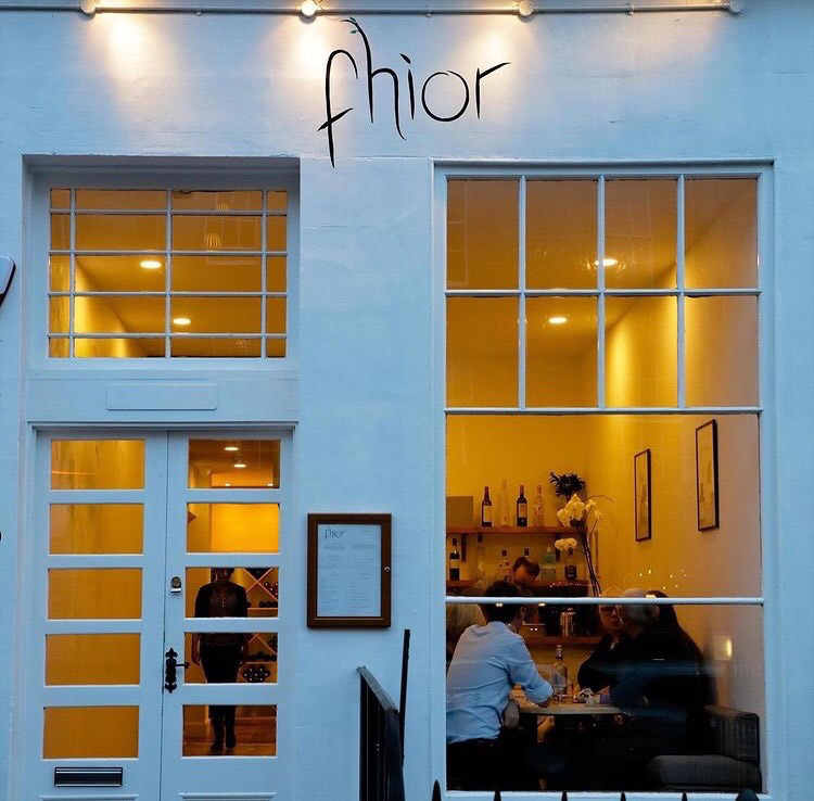 Fhoir restaurant Edinburgh