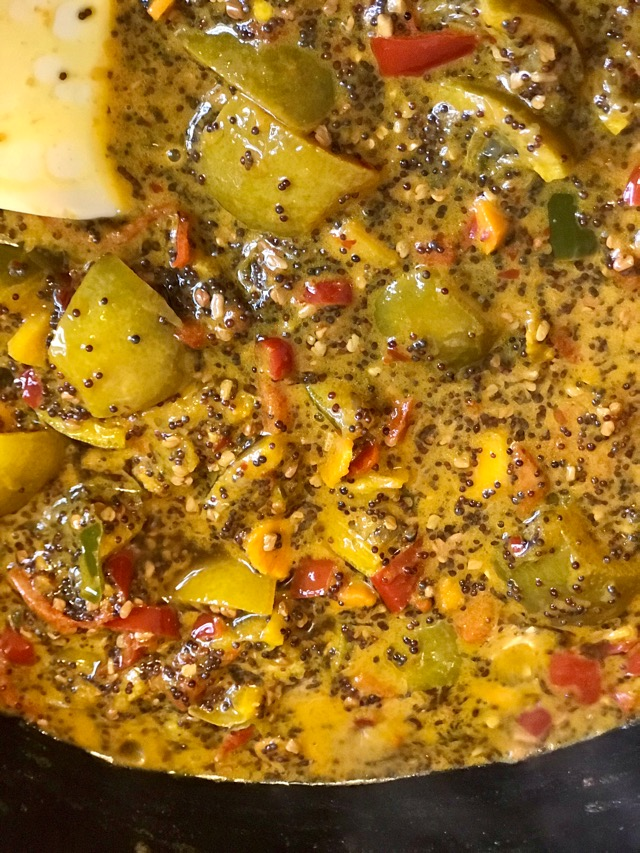 How to make Lime pickle