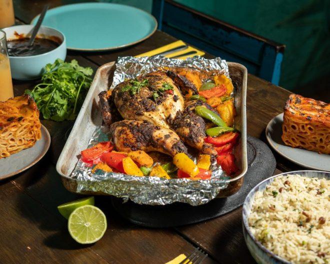 the rum shack paisley food festival