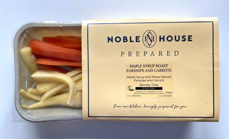 Noble house prepared vegetables