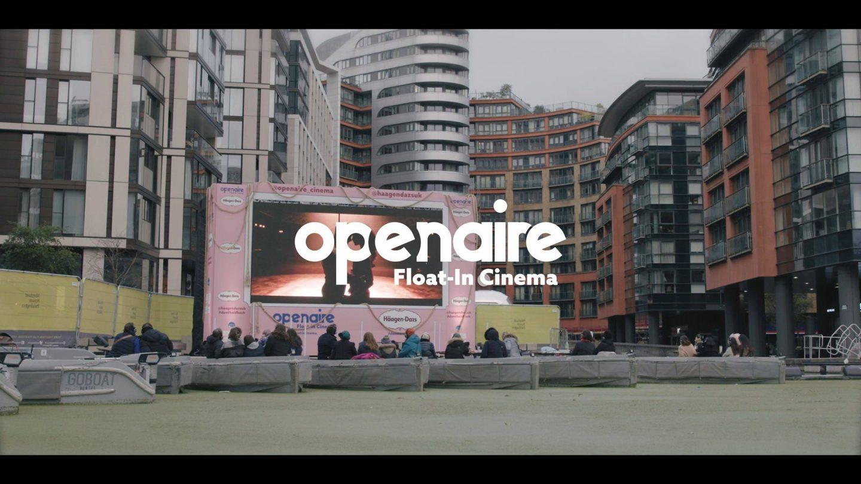 Openaire Cinema
