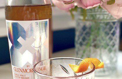 x by glenmorangie jam sour