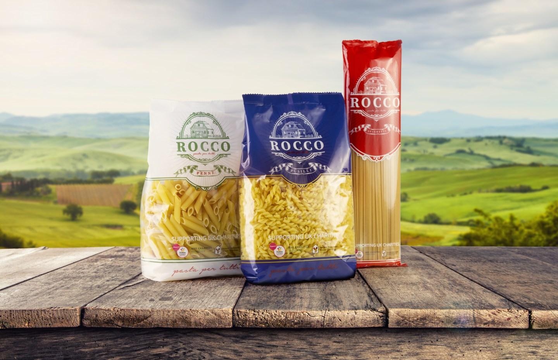 rocco brand pasta