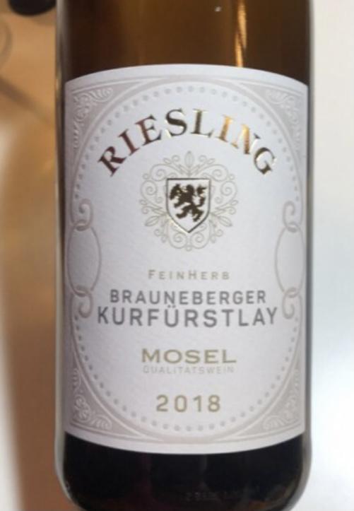 Thörnicher St. Michael, Mosel Riesling