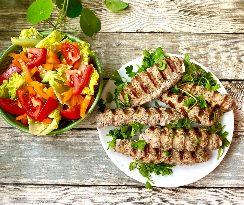 Pork kofta kebab recipe