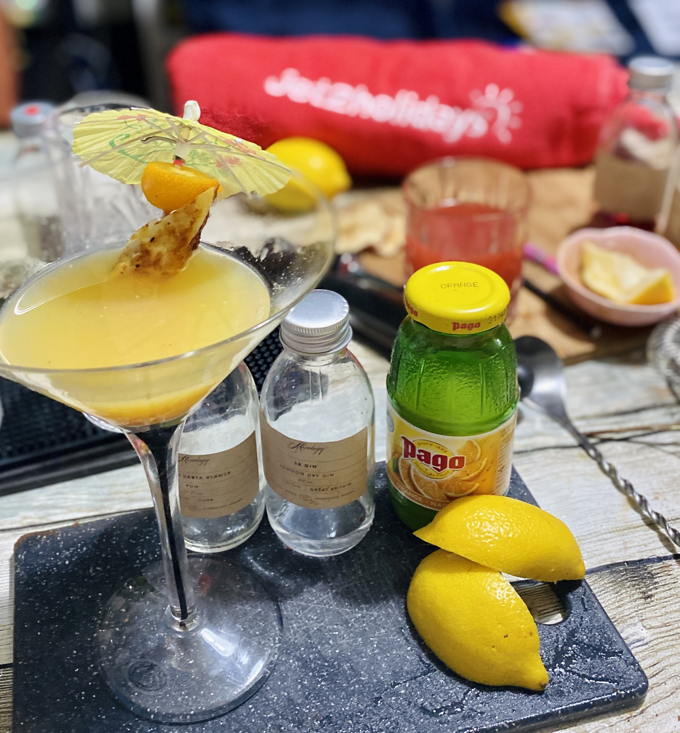 jet 2 holidays cocktail competition
