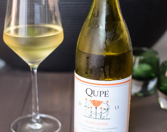 Wine Wednesdays – Qupé Marsanne