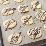Orange Crisp Cookies