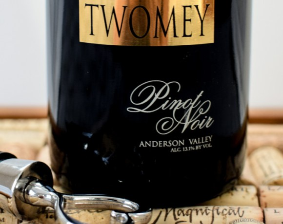 Wine Wednesdays – Twomey Andersen Valley Pinot Noir