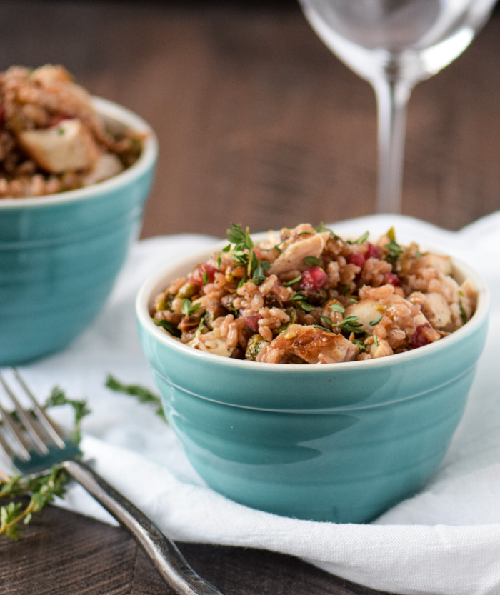 how to cook farro for salad
