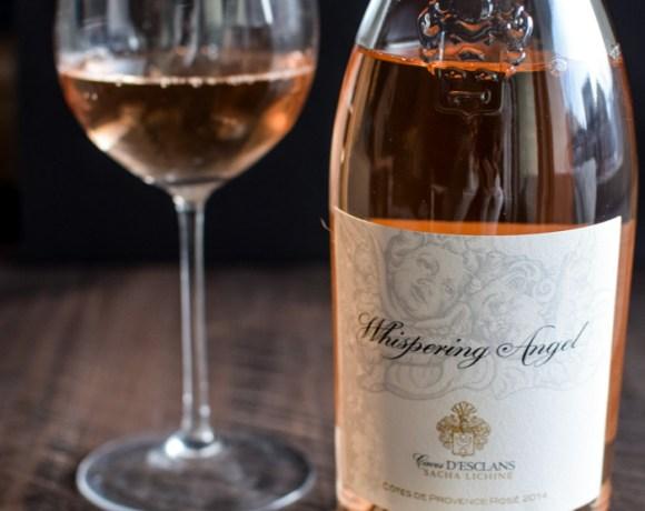Wine Wednesdays – Whispering Angel Rosé
