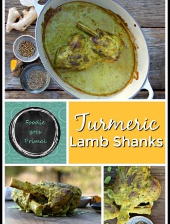 Turmeric Lamb Shanks