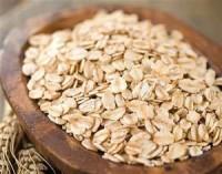 I use rolled oats
