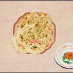 Naan/Indian Garlic Bread Recipe