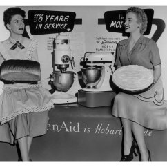 Kitchen Aid Artisan Wall Designs For 95 Jahre Kitchenaid – Serious About Food ...