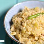 Lau Posto recipe by Foodie's Hut