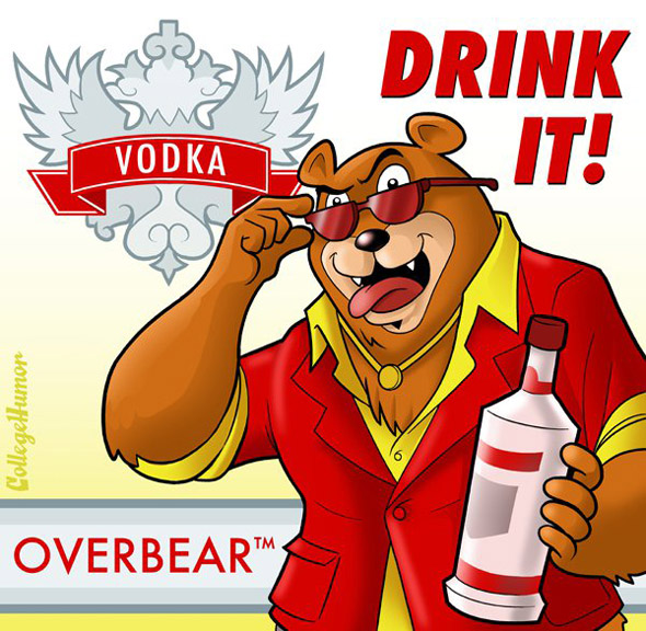 If Alcohol Had Mascots Like Kids Cereal Foodiggity