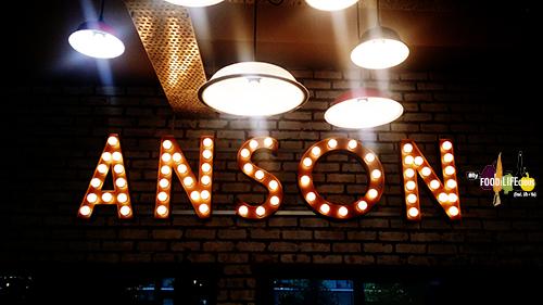 ANSON KOPI & PATISSERIE @ Twin Arkz, Bukit Jalil