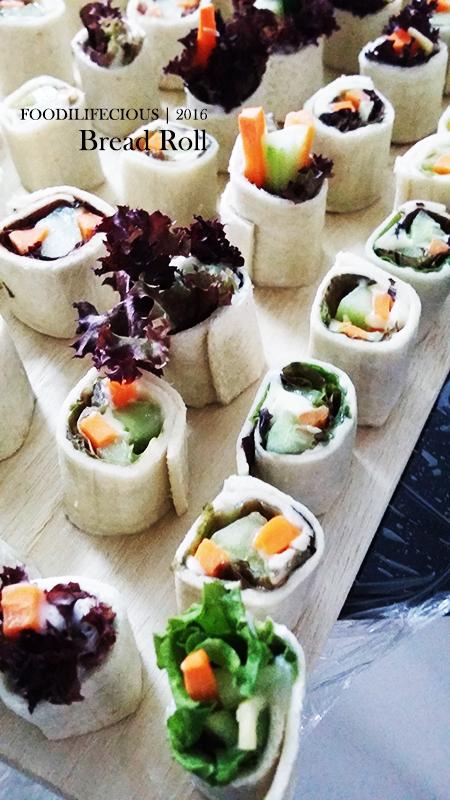 Sushi Bread Roll | Racheal Loh