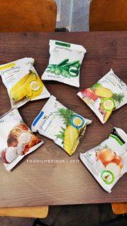 Various of Snacks
