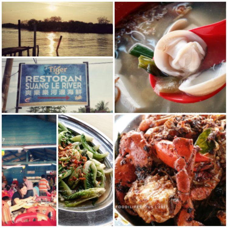 Suang Le Riverside Seafood Restaurant @ Bagan Pasir, Tg. Karang