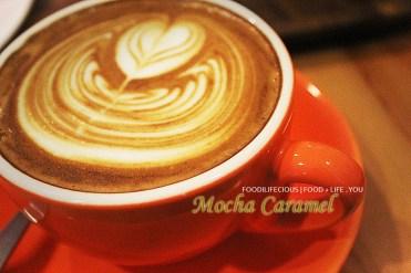Mocha Caramel | RM10.00