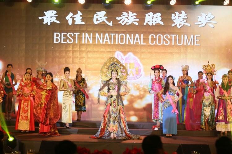 Best in National Costume – Fransiska Indrayani – (Indonesia, Surabaya)