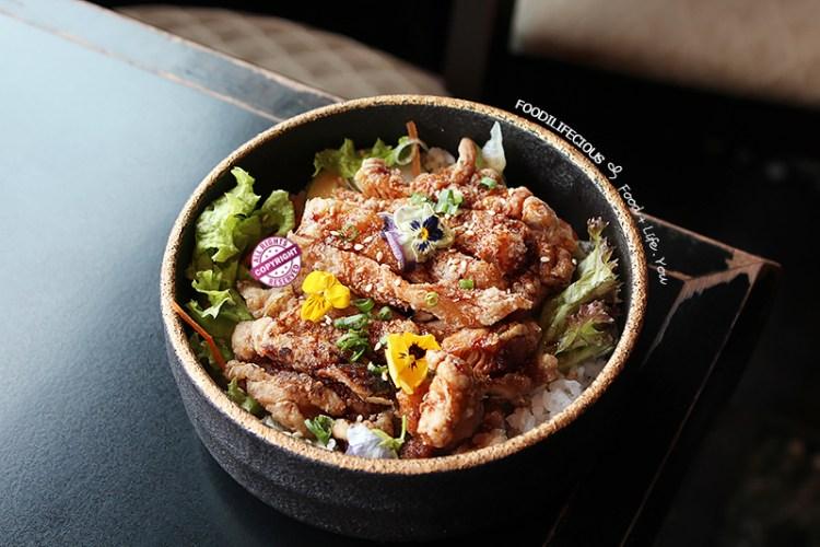 Sango Donburi Lunch