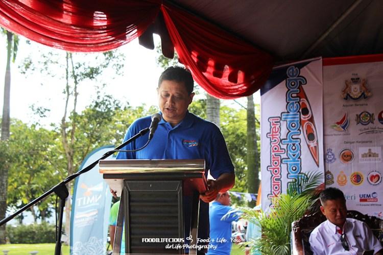 Iskandar Puteri Kayak Challenge 2017