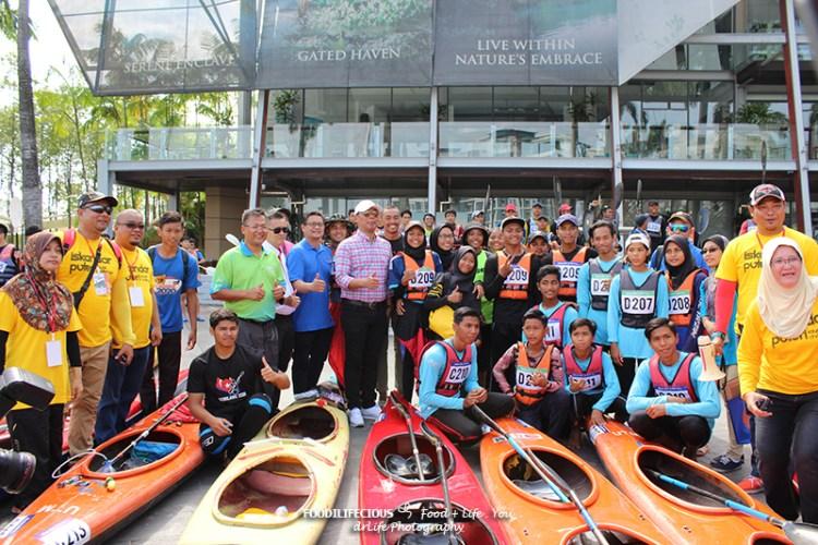 Iskandar Puteri Kayak Challenge 2017 | Johor