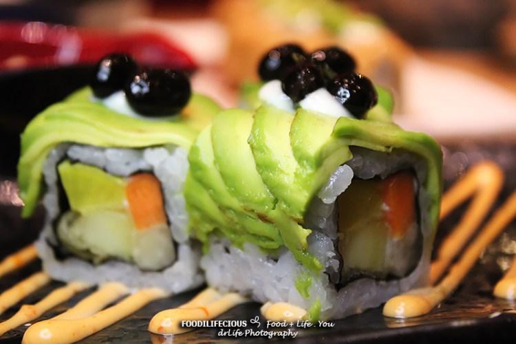 Sushi Tei Vegetarian