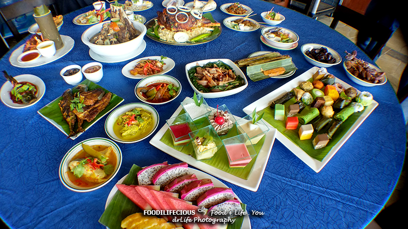 The Best Ramadan Buffet at Rajawali Coffee House, Awana Hotel Resorts World Genting