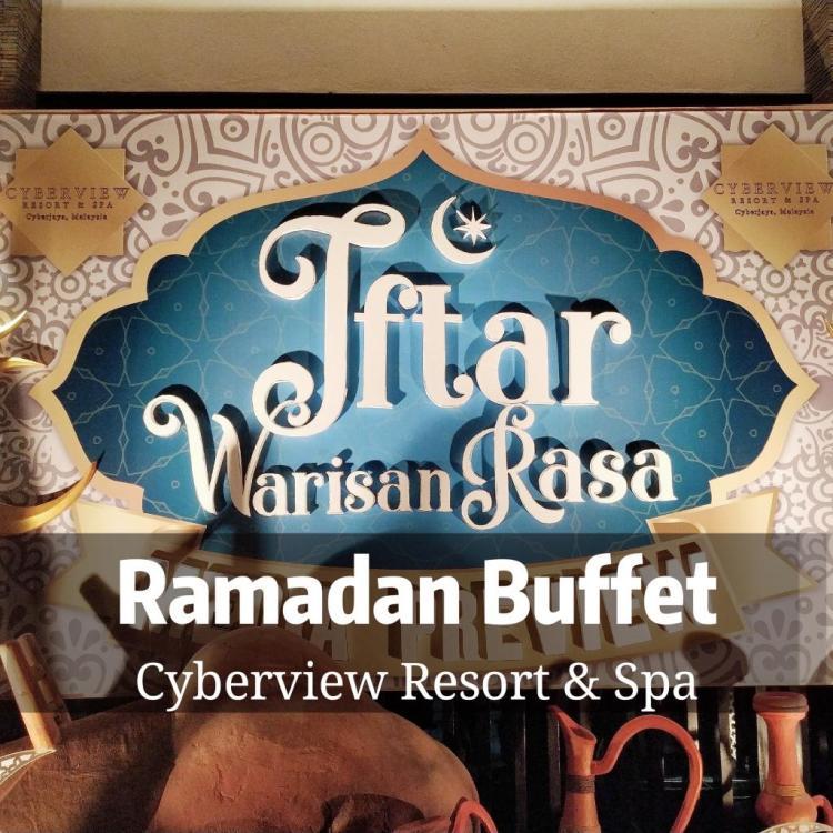 Ramadan Buka Puasa Bersama Cyberview Resort & Spa