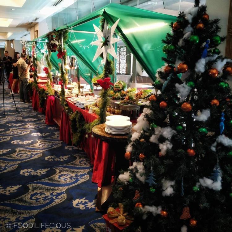 Festive Feast in Royale Chulan Kuala Lumpur