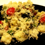 Cous Cous & Curry