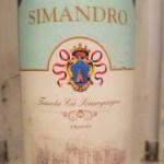 Simandro 2012 – Tenuta Ca' Sciampagne