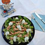 Pollo e yogurt alla Santorini