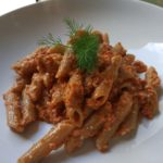 Pesto rosso siciliano per la pausa pranzo veloce….