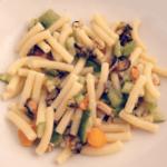 Sedanini cozze e zucchine